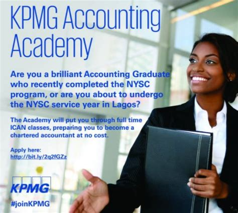 Mba Accounting Conference 2017 by Kpmg Accounting Graduate Academy 2017 For Nigerians