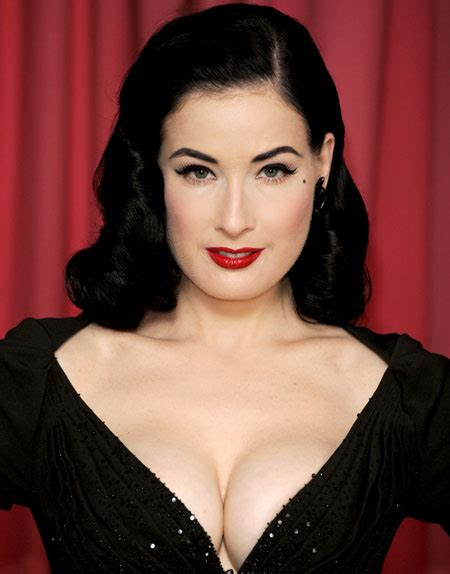 Would You Like To See Dita Teeses Wonderbra by Dita Teese I Was Singled Out For My Dita