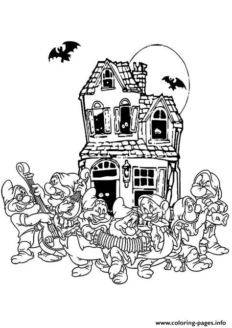house music page house music pages disney disney halloween coloring pages printable