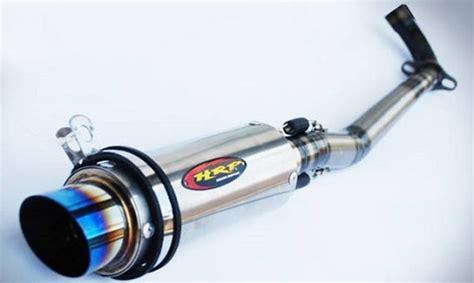 Knalpot Racing Akrapovic For All Jenis Motor Bebek 4t jenis knalpot motor terbaik torrenttiotral