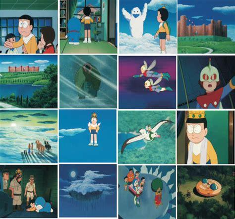 film doraemon kerajaan awan doraemon movie 1992 nobita and the kingdom of cloud