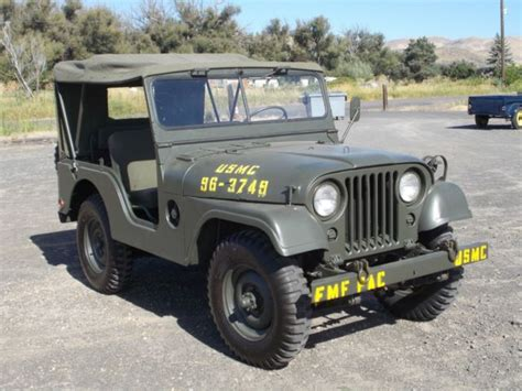 1957 Willys Jeep Jeep Willys 1957 M38 A1 For Sale Willys M38a 1 1957