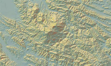 terrain map terrain tile service
