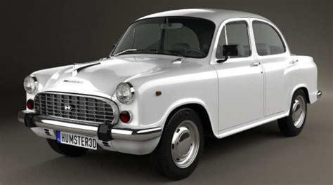 hindustan motors new ambassador car hindustan motors sells legendary ambassador car brand to