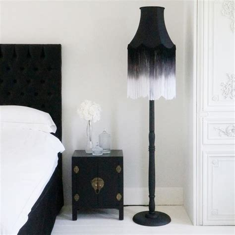 fade fringe floor l black to white bedroom