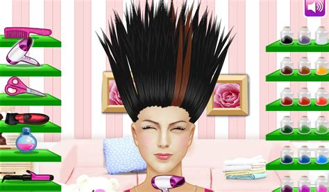 hairdressing games realistic glam hair salon hairdresser games app ranking and store