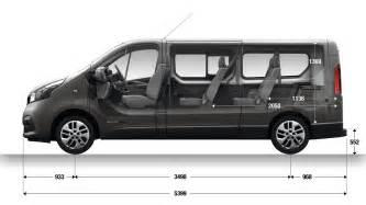 Renault Trafic Size Dimension Trafic Passenger Vans Renault Uk