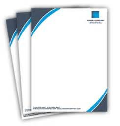 Business Letterhead Prices premium letterhead printing back to you really fast