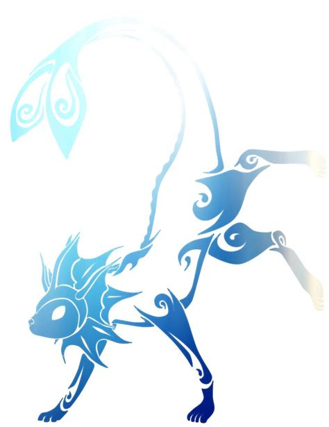 vaporeon tattoo 1991 best images about eeveelutions on