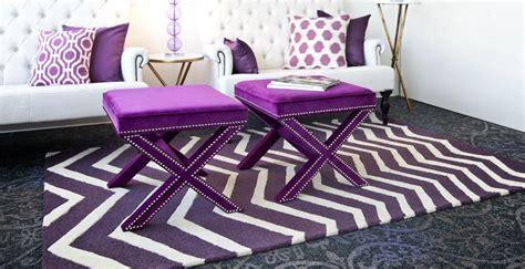 tappeto viola tappeto viola magico dettaglio dalani e ora westwing