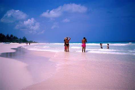 beaches with pink sand top 10 beaches in places you have never imagined
