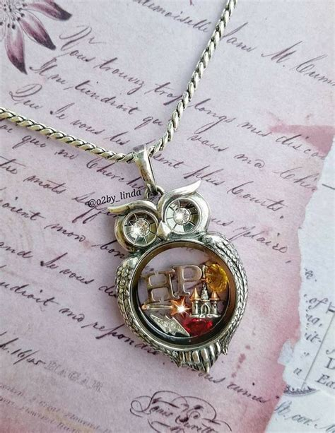 harry potter origami owl 25 best ideas about living lockets on