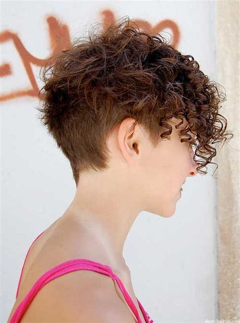 hairstyles for very curly short hair short curly hairstyles for women short hairstyles 2017