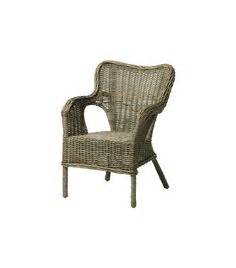 blue wicker chair ikea possible exterior colors for a reddish roof benjamin