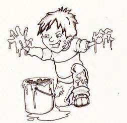 illustration horrid henry chris guest illgottenbrain intend