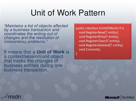 repository pattern multiple entities entity framework 4