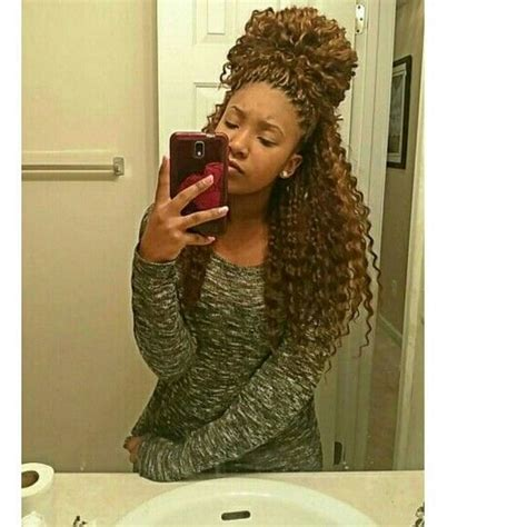 curly and wavy crochet styles 1000 ideas about curly crochet braids on pinterest
