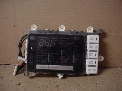 appliance repair parts appliance repair parts appliance repair parts maytag washer board part w10345124 rev b