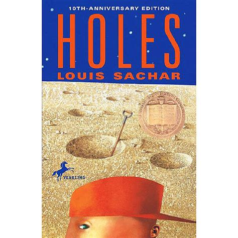 pictures of the book holes holes walmart