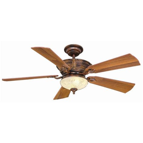 home depot ceiling fans clearance hton bay bercello estates 52 in led indoor volterra