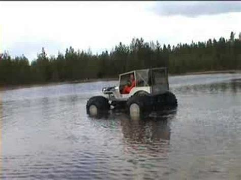 floating jeep floating willys