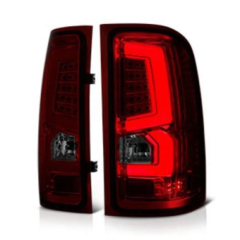 2008 gmc sierra led tail lights 2008 gmc sierra 1500 custom led tail lights red tinted