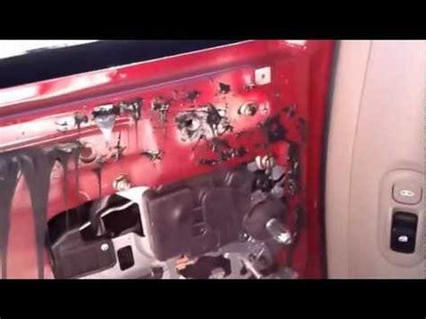 2008 hyundai entourage power sliding door problems how to replace honda odyssey sliding door lock actuator