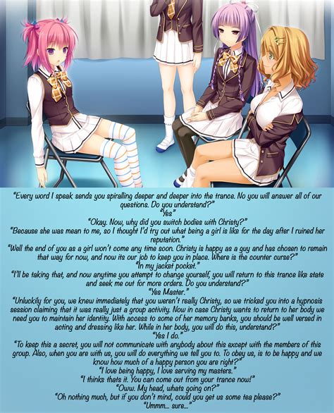 forced feminization hypnosis captions tg caption hypnotherapy by tg cradle on deviantart