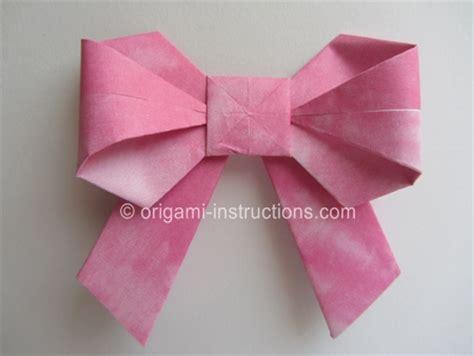 How To Make A Origami Crossbow - origami bow 折り紙や布で作る海外の 3d ポップアップクリスマスカードの作り方 招待状