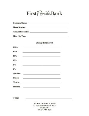 bank change order form template free change order template pdf forms fillable