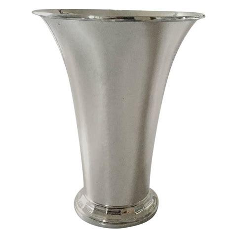 Georg Vase georg 1920s hammered sterling silver vase for sale at 1stdibs