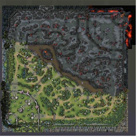 dota  map images
