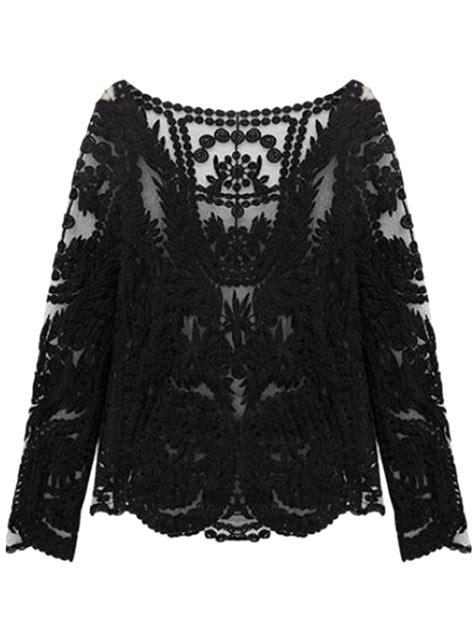 black lace blouse prev