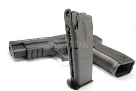 Termurah Bb Bullets Airsoft Mingyang Japan 0 40 G 0 40g 6mm Black ksc metal rail p226 airsoft gbb japan version airsoft tiger111hk area