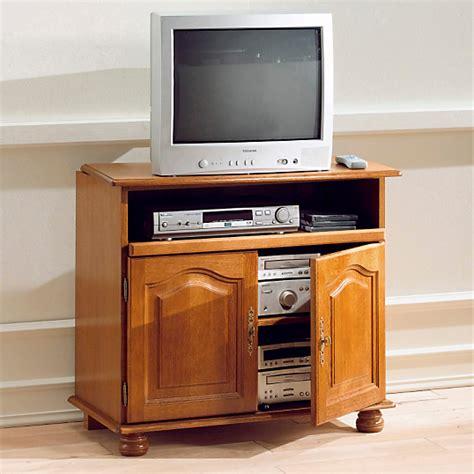meuble tv plateau tournant meuble tv cluzel 2 portes plateau pivotant