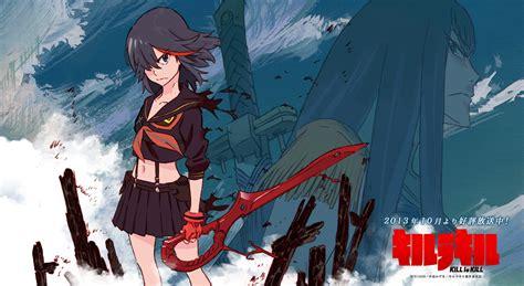 wallpaper girl killing boy anime kill la kill wallpaper and background 1920x1050