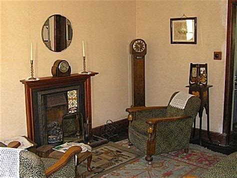 1940s living room another typical wartime sitting room stuck in the 1930s