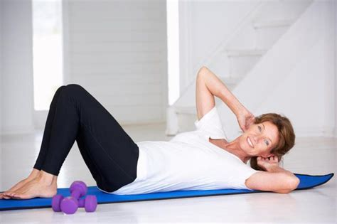how to flatten stomach muscles after a hysterectomy livestrong
