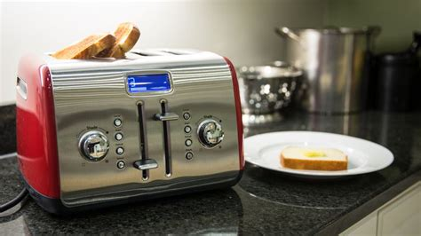Kitchen Aid Toaster Review kitchenaid 4 slice manual toaster review cnet