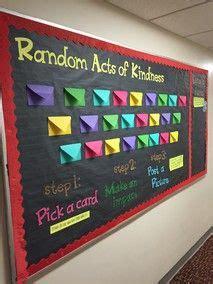 kindness bulletin board ideas  pinterest