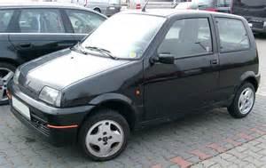Fiat Cinquencento File Fiat Cinquecento Front 20071031 Jpg