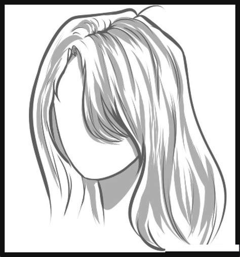 desenho cabelo como desenhar cabelo muito f 225 cil aprender a desenhar