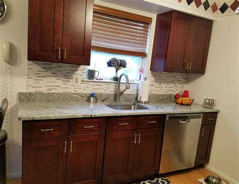 shaker kitchen cabinets online buy mocha shaker kitchen cabinets online