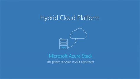 microsoft hybrid cloud unleashed with azure stack and azure books azure stack microsoft s new hybrid cloud solution