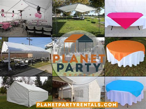 table and chair rentals san fernando valley price list balloon arches tent rentals patioheaters