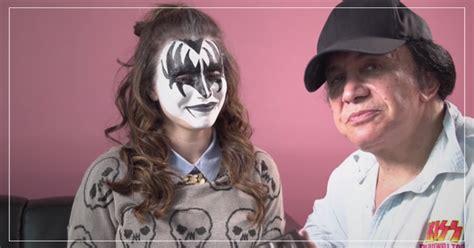 tutorial maquiagem do kiss tutorial de maquiagem do kiss por gene simmons noize