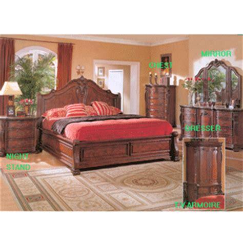 bedroom furniture huntington bedroom set 200571 co