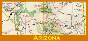 map route 66 arizona livaudais bunch