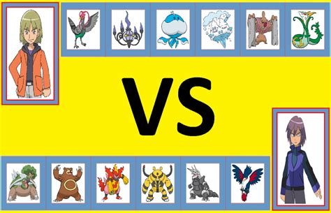 battle trip vs paul by willdynamo55 on deviantart