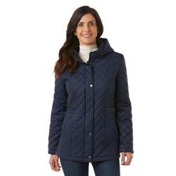 s quilted jacket